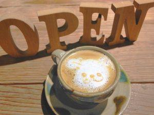 友人 カフェ 開店祝い