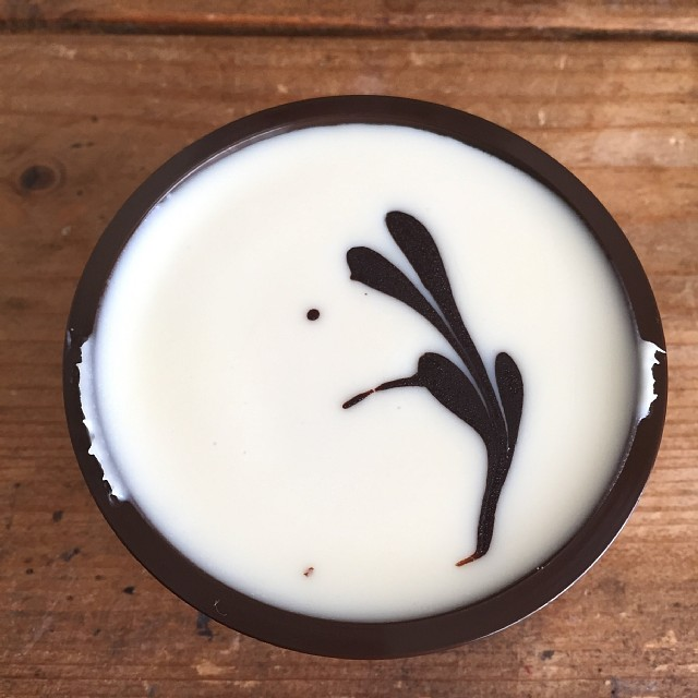 ファミマ 珈琲香るホワイトショコラ